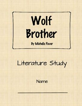 Save copying time and eliminate paper waste! This is a digital access to a literature study for Michelle Paver's Wolf Brother. Use this Google Slides version to assign in Google Classroom. Text boxes allow the students to type right on the document. All Google Documents save automatically, so students don't have to worry about lost work.