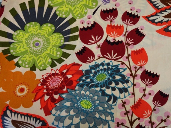 Anna Maria Horner  1 FQ Loulouthi  Summer by FreshFabricsAust, $3.87