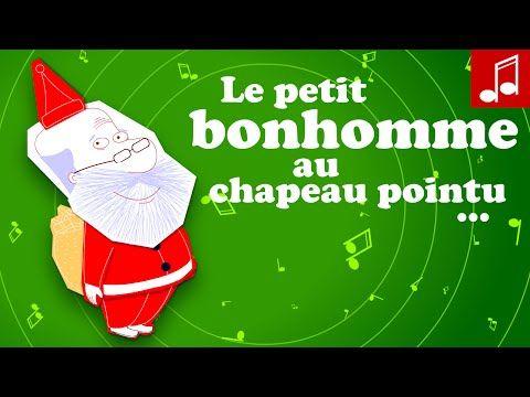 L'as-tu vu... le petit bonhomme (comptine de Noël pour les maternelles) - YouTube