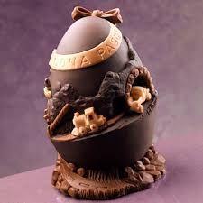 Risultati immagini per soggetti pasquali di cioccolato