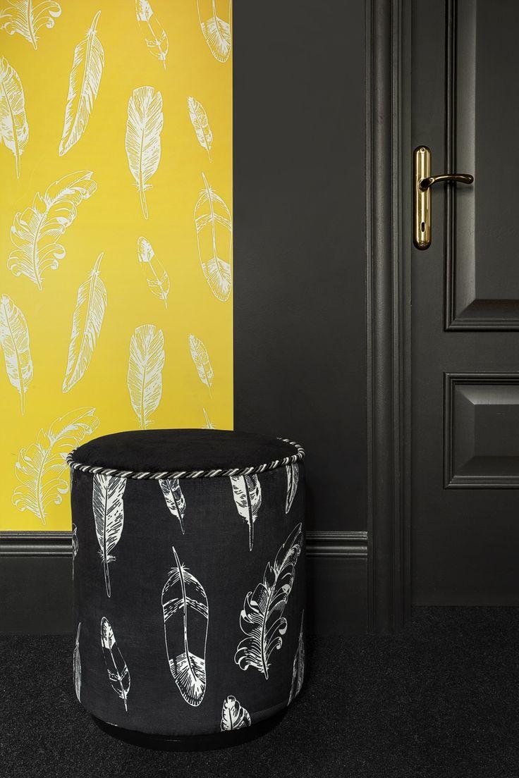 Anna Muravina wallpaper&fabric