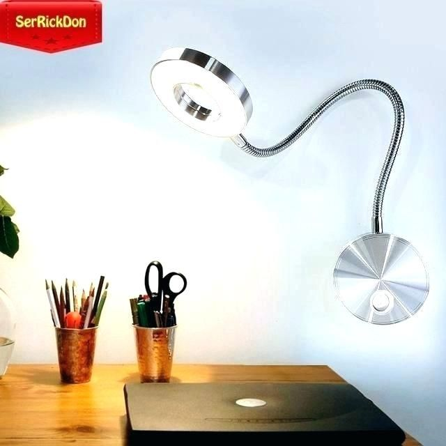 Wall Mounted Reading Lamps Wall Mounted Reading Lamp Flexible Wall