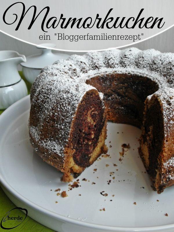 Omi's Kuchen ! :)  2Herde.com: Der beste Marmorkuchen der Welt