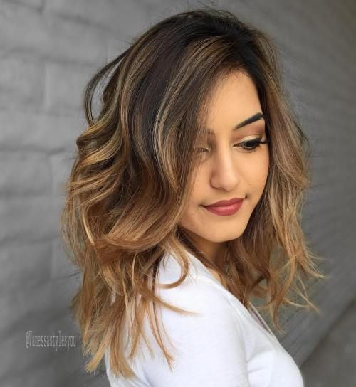 17 Best Ideas About Medium Layered Haircuts On Pinterest
