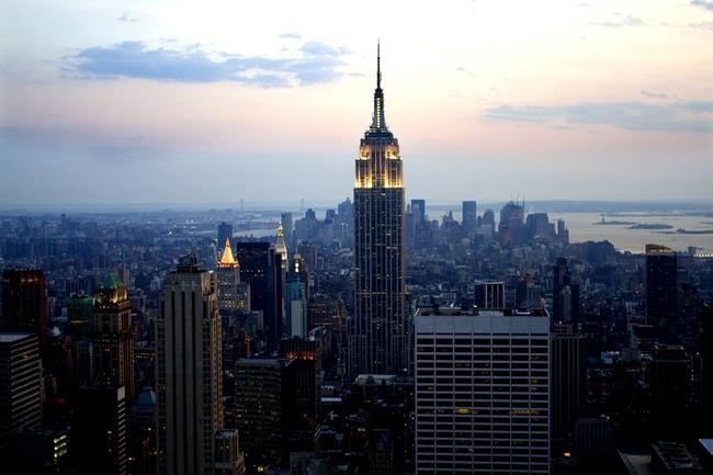 Empire State. New York.