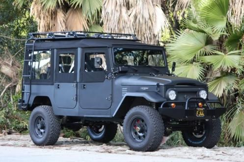 this tricked out toyota would look good in my driveway maybe even a hardtop version the only. Black Bedroom Furniture Sets. Home Design Ideas