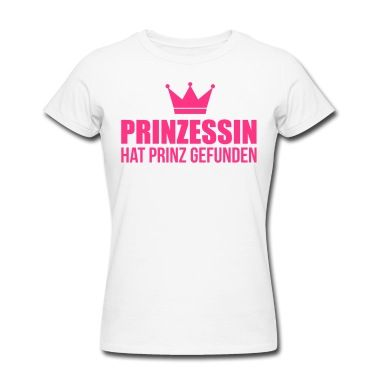 Die Prinzessin hat ihren Prinz gefunden und jetzt wird geheiratet.   #teambraut #jga #junggesellinnenabschied