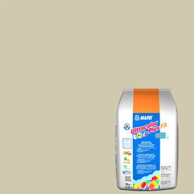 Mapei Ultracolor Plus Fa 10-Lb Straw Sanded/Unsanded Powder Grout 6Bu0