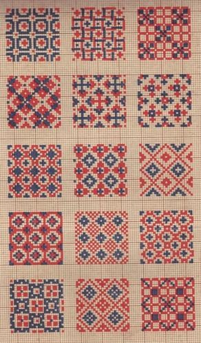 scandinavian knitting patterns good idea for some mosaic knitting afghan pieces in different colours