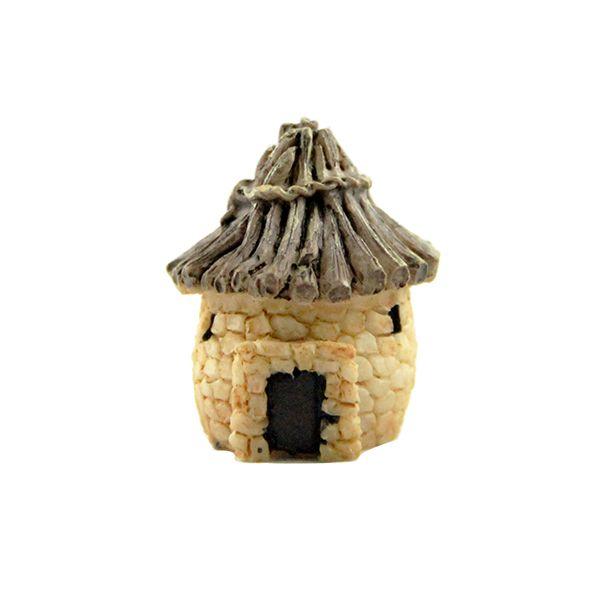 #Déco #aquarium en forme de hutte pour nano aquarium ou classique. Convient à un aquarium d'eau douce ou salée.  #poisson #aquariophilie #animalerie #animaux #crevette