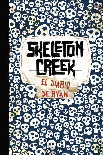 Skeleton Creek, Patrick Carman - SF CAR - Il se passe des choses terrifiantes dans la petite ville de Skeleton Creek. Ryan et Sarah enquêtent...