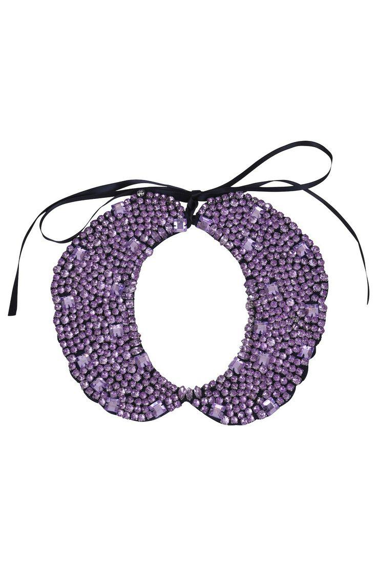 TShirterie-embellished collar