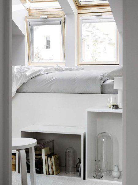 Ideas para ganar espacio en tu dormitorio | Decorar tu casa es facilisimo.com