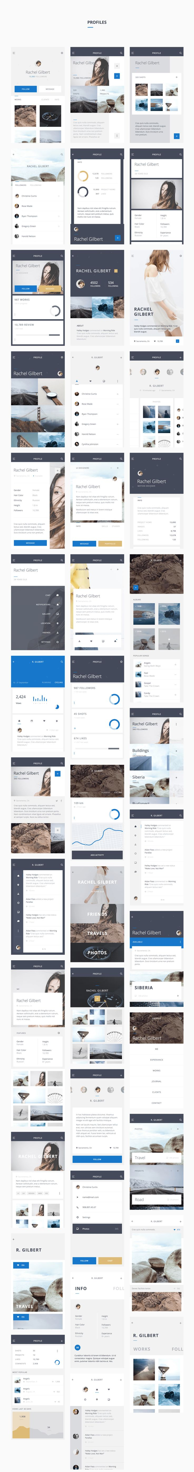 Thunder UI Kit This isreally great, please check me out here http://bit.ly/1S8zm3Q