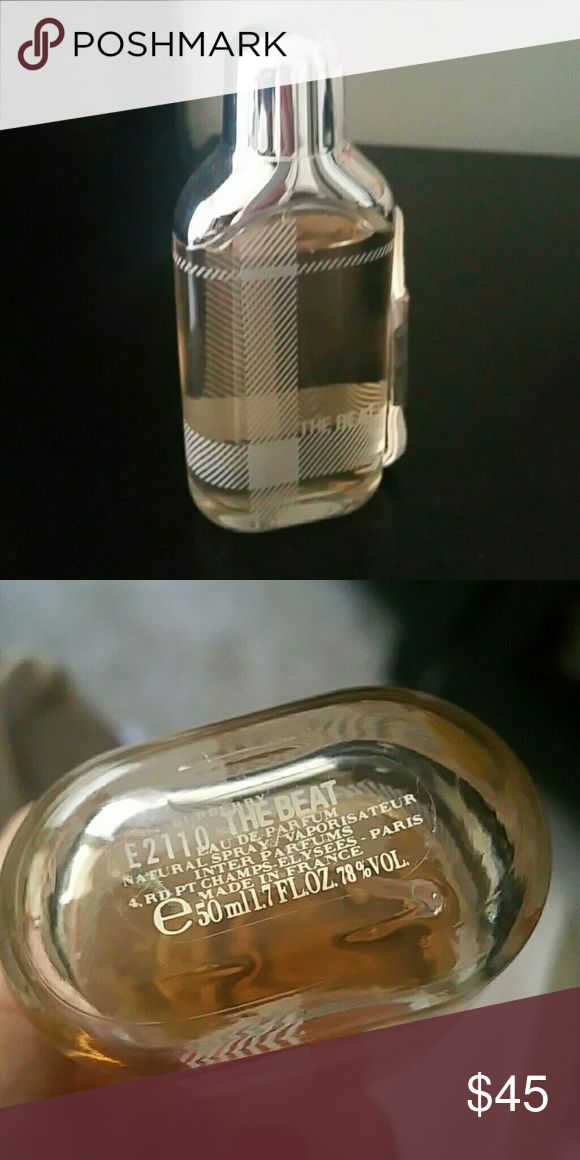 Authentic Burberry The Beat perfume New without box. Never sprayed. 50 ml. Price firm Burberry Other