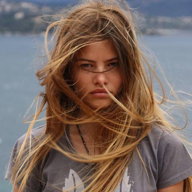 nuus:  thylane blondeau
