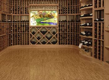 Awesome Basement Cork Flooring