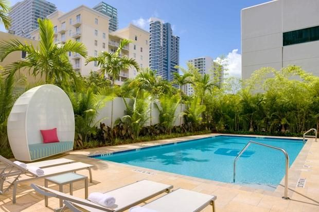 Budget USA: hotels under £100 | The Times Aloft in Downtown Miami