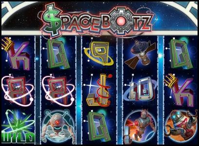 SpaceBotz Gokkast - Come On Casino