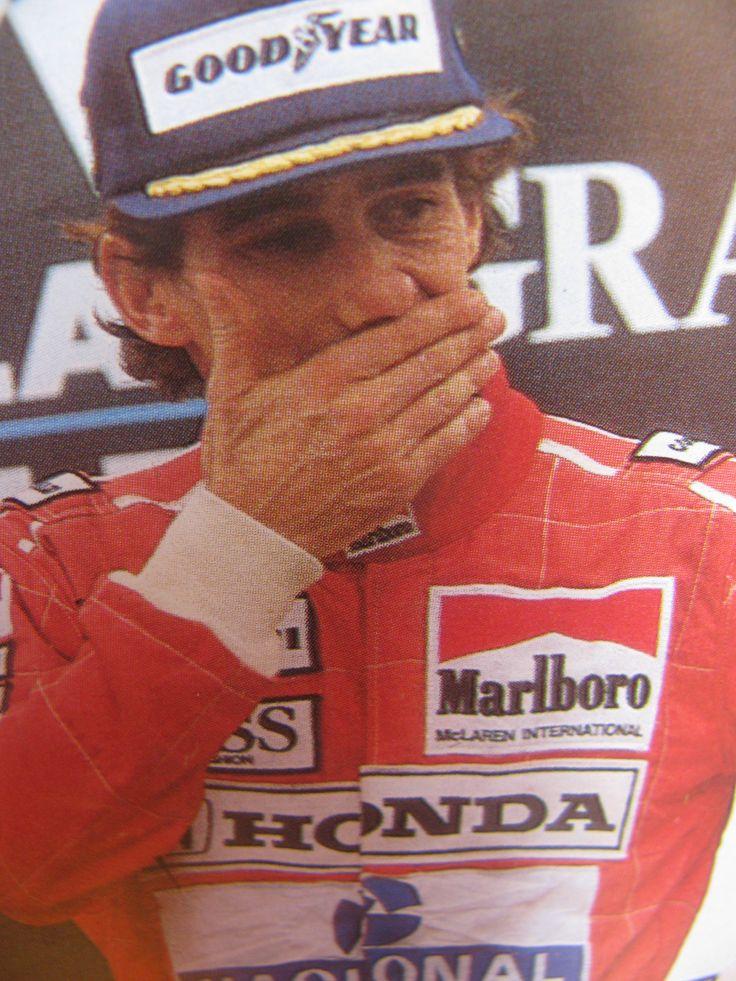 Ayrton Senna, 1991 Phoenix