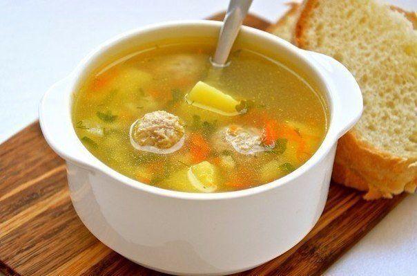 5 рецептов супов для правильного питания