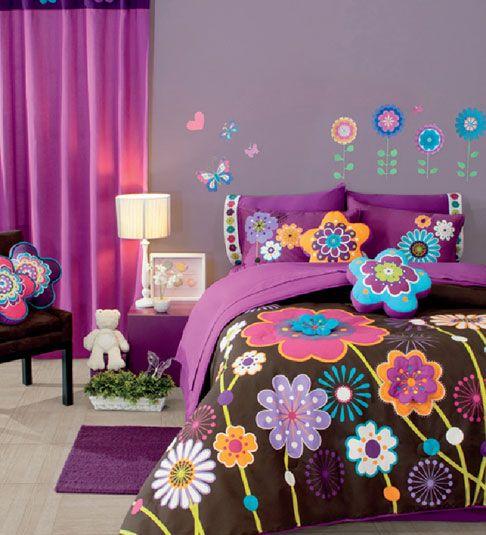 1000 ideas sobre ropa de cama para adolescente en - Decoracion habitacion individual ...