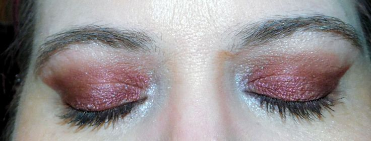 """Too Faced Shadow Insurance. Balm Jovi Palette: Alice Copper on lids and blended into crease and """"wing"""" and on lower lids; Bink 1982 in crease; Third Eye Blided on browbone; Metal-ica in inner corners. ColourPop Creme Gel Liner pencil in Call Me (the name even goes with the palette theme wink emoticon ) on lower lashline. Wet n Wild Kohl-Kajal Pencil in 656A White on waterline. Pacifica Dream Big Lash Extending 7-in-1 Mascara in Black Magic."""