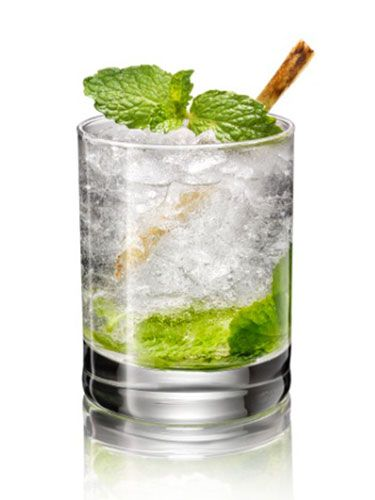 Ghost Julep Ingredients  2 parts Jacob's Ghost White Whiskey 1 part John DeKuyper & Sons Mixologist series muddled mint  Instructions  Build all ingredients over crushed ice in a Julep Cup or a double old fashioned glass. Garnish with a mint sprig.