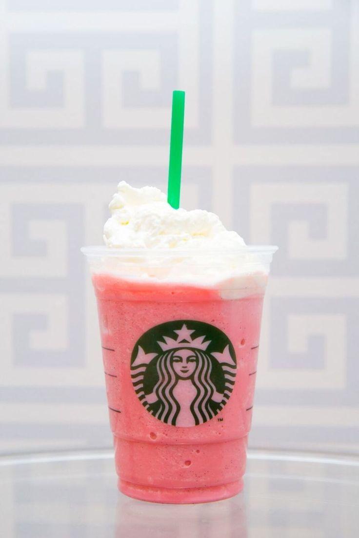 Starbucks Valentine's Day Drinks - Pink Starbucks Drinks