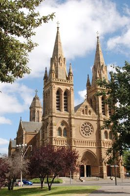 St.Peter Anglican Cathedral in Adelaide