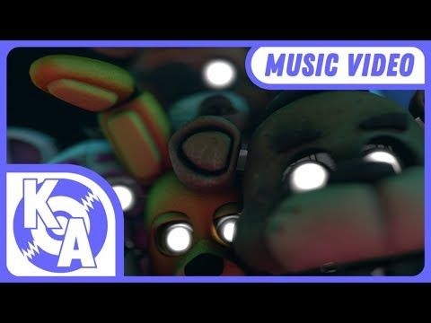 [SFM] FNAF VR HELP WANTED RAP You're Back - YouTube en 2020