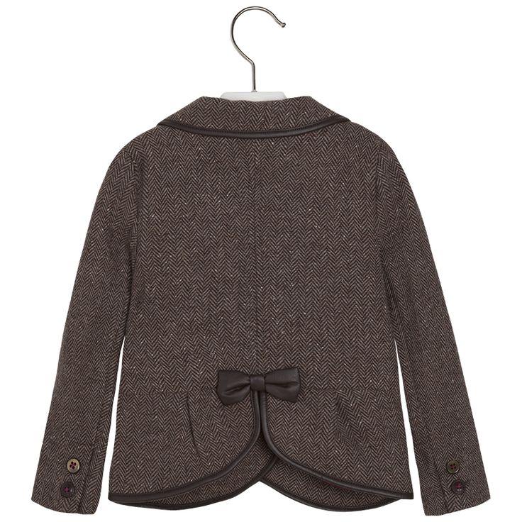 Mayoral Kız Nakışlı Blazer Ceket