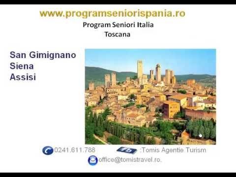 Program Seniori Italia Toscana Program social Toscana Italia www.programseniorispania.ro #seniorvoyage