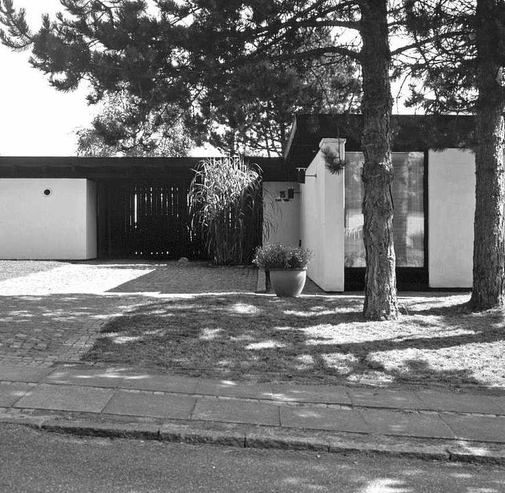 Friis & Moltke - Projekter - Moltkes hus, Hamphøjvej