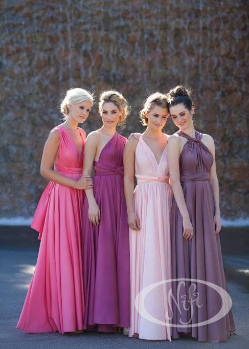 Nifi Bridal Fashion - Something for the bridesmaids!