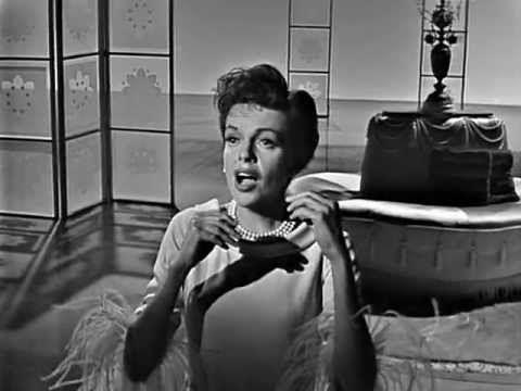 Judy Garland - I Wish You Love (The Judy Garland Show) - YouTube
