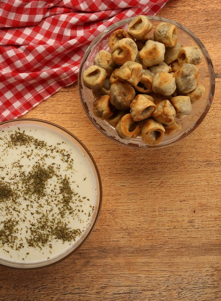 Shish Barak الشيش برك Recipes Stuffed Peppers Cooking