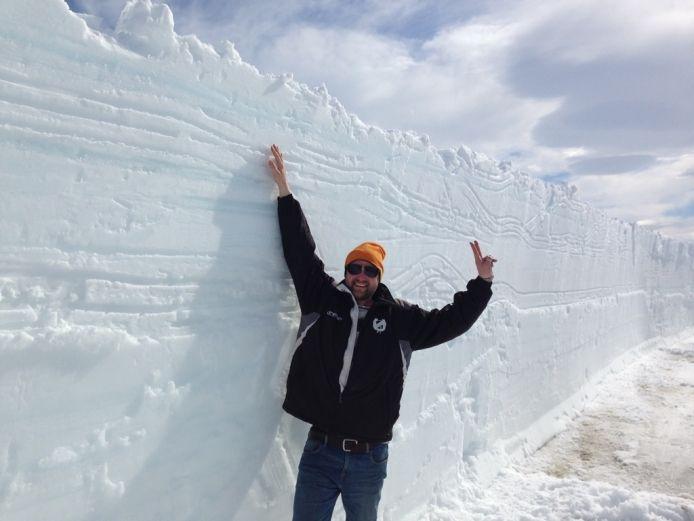 Snövideon slår alla rekord | Västerbottens-Kuriren