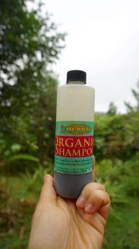Organic shampoo Dominica