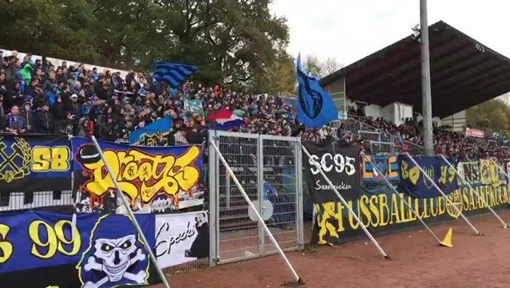 #Der 1. #FC #Saarbruecken #und #Roechling #Voelklingen durften #heute ... #Der 1. #FC #Saarbruecken #und #Roechling #Voelklingen durften #heute jubeln. #Fuer #Elversberg reichte #es #nur #zu #einem Unentschieden. #Alle #Tore #gibt #es #ab 17.30 #in #der #Sportarena.  Ergebnisse: #FCS - VfB 5:0 #Stuttgarter #Kickers - #Voelklingen 1:4 #Mainz - #Elversberg 1:1  #FC #Saarbruecken / #Saarland | #Der 1. #FC #Saarbruecken #und #Roechling #Voelklingen durften http://saar.city/?p=753