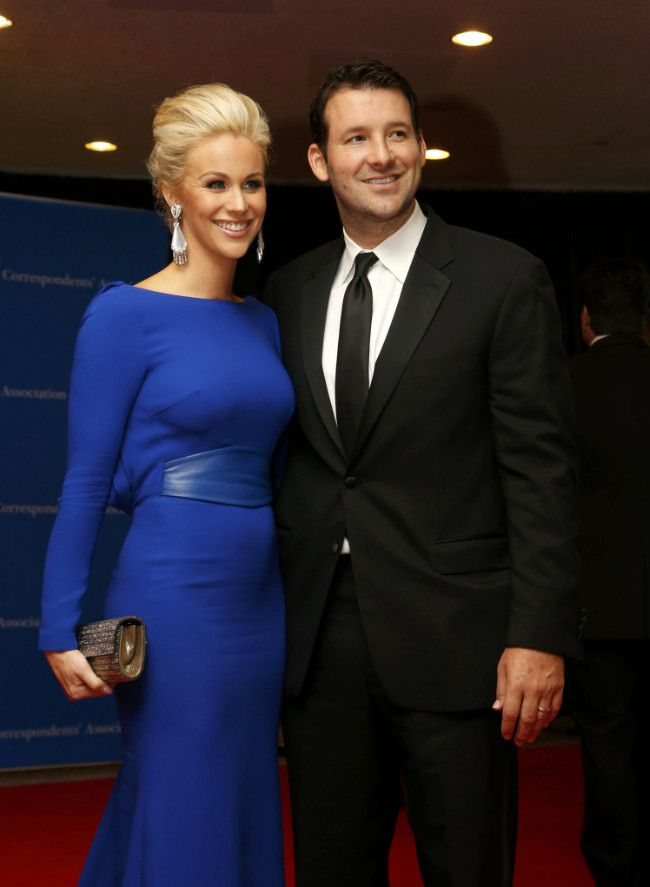Tony Romo and Candice Crawford Attend White House Correspondents Dinner #Cowboys