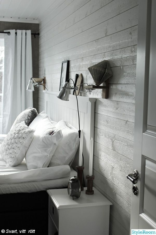 sänglampa,klämspot,ikea,renoverat,sovrum 2013,huvudgavel trä vitt,sovrum