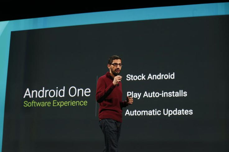 Google Just Took An Important Step Toward Cementing Its Dominance Over The World With Android. -CNET