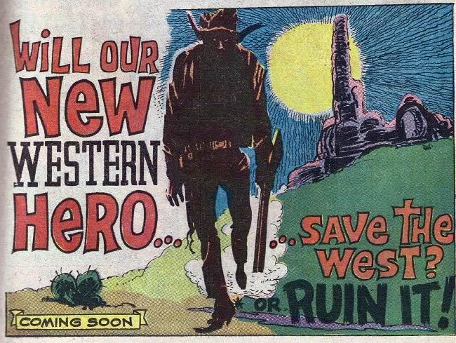 Early Bat-Lash promo.