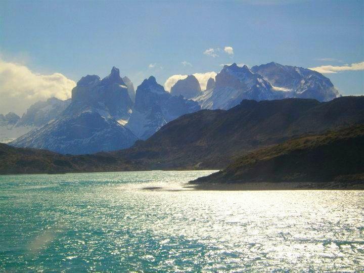 Parque Nacional Torres del Paine  Lago Pehoé