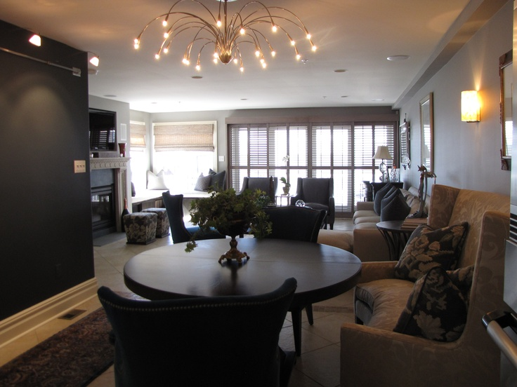 Masculine feel , Design by Painted River Studios