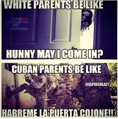 cuban parents be like - Google Search