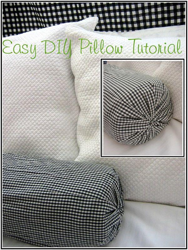 FALL NO SEW BURLAP LEAF PILLOW DIY & 155 best Pillow Projects images on Pinterest | Cushions Burlap ... pillowsntoast.com