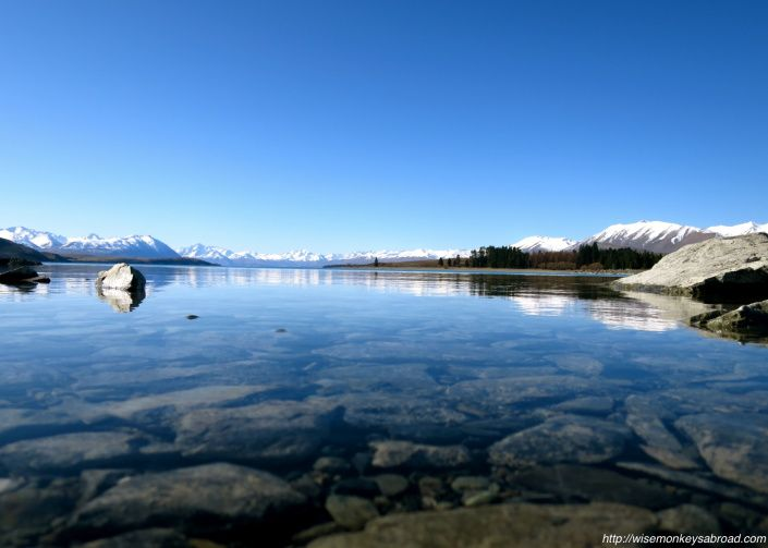Lake Tekapo in pictures on our blog