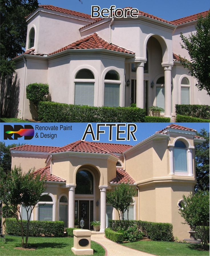 18 Best Rpd Projects Exterior Painting Images On Pinterest Exterior Saint Antonio And San